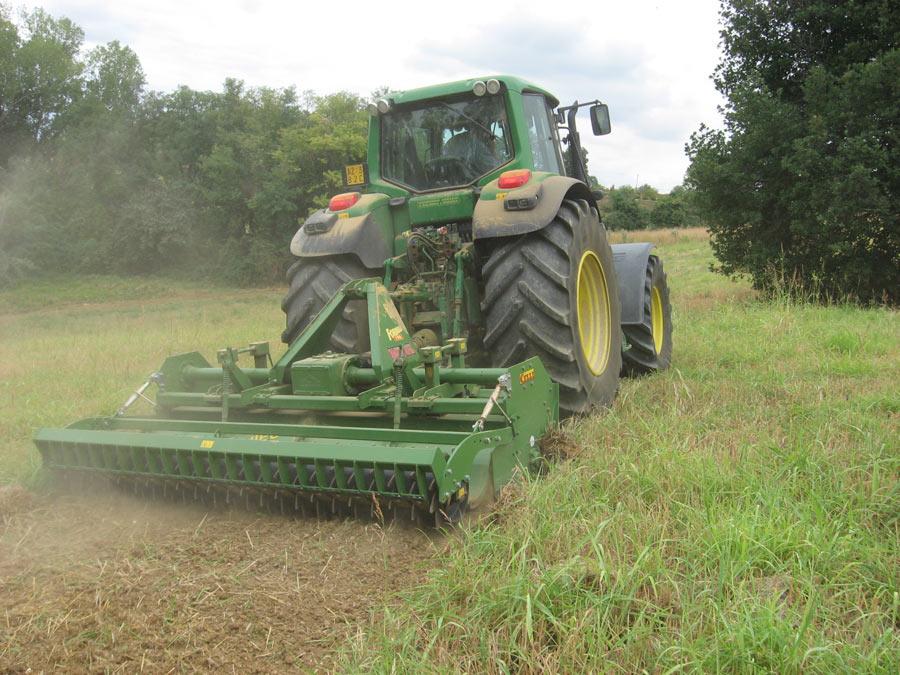 ВОМ трактора МТЗ: конструкция и регулировка